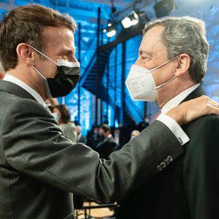 Intervento di Mario Draghi al Porto Social Summit