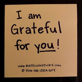 Grateful For You : BYS 332
