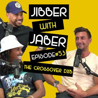 Ep 53 Freek and Myers | The Crossover DXB | Check your algorithms | Jibber with Jaber