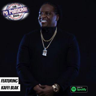 Episode 383 - Kaffi Blak @Kaffiblakmusic