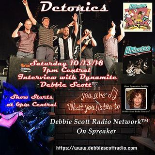 INTERVIEW WITH THE DETONICS !!!!   10-13-18