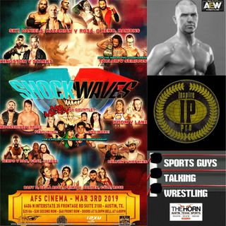 SGTW Special Preview Inspire Pro SHOCKWAVES Feb 28 2019