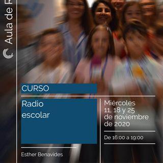Bienvenida curso radio escolar