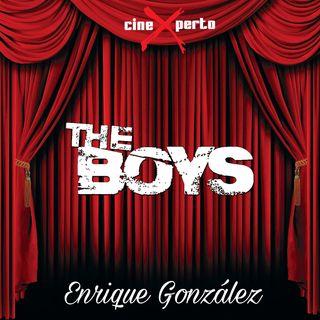 """CineXperto  """"Amazon - The Boys"""" Entrevista a Laz Alonso """"Mother's Milk"""""""