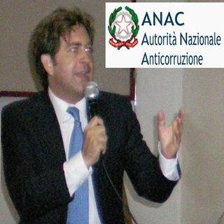 Fulvio Sarzana: ricorso all'Autorità Anticorruzione - Presentazione Rapporto Annuale A.N.A.C. per l'anno 2015