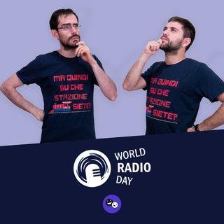 Allenamenti e ricette - PUNTATA SPECIALE #WorldRadioDay