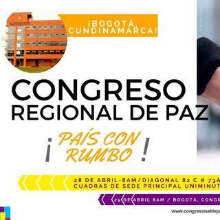 Cuña # 2 - Congreso Regional de  PAZ