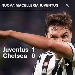 Juventus - Chelsea: Ne dovete mangiare ancora di pastasciutta!