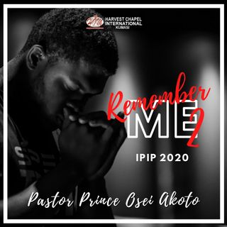 Remember Me - Part 2 (IPIP 2020)