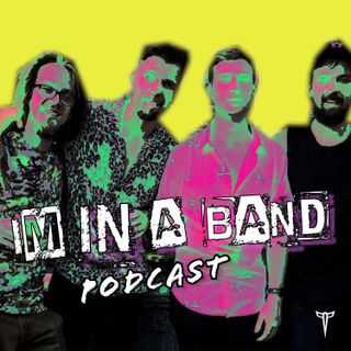 I'm In A Band Episode 4: Punching a Moth, Joe Perry Roasted and Record Your Ideas
