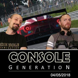 I videogame in arrivo, Andrea a Nurburgring e altro! - CG Live 04/05/2018