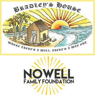 Kellie Nowell of The Nowell Family Foundation and Bradley's House