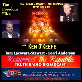The Freedom Files with Ken O'Keefe - Wooten Whistleblower 2 News