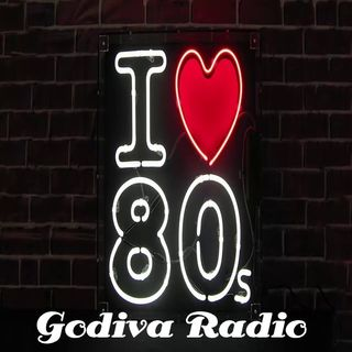 29th August 2018 Playing you the Greatest 80's Classic Hits on Godiva Radio for Coventry and the World.