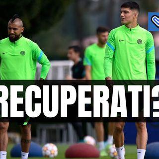 Empoli-Inter, Correa e Vidal a disposizione? Perisic da valutare