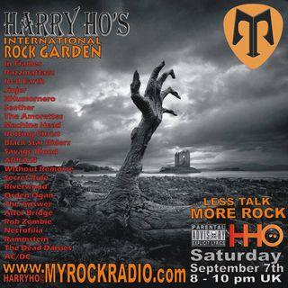 Harry Ho's intern. Rock Garden 07.09.2019
