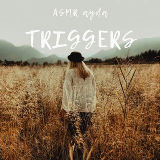 Türkçe ASMR-uyku, rahatlama için tetikleyiciler/tıkırtılar-fısıltı/tapping-whisper-breathing-patting/triggers for relaxation sleep-tingles