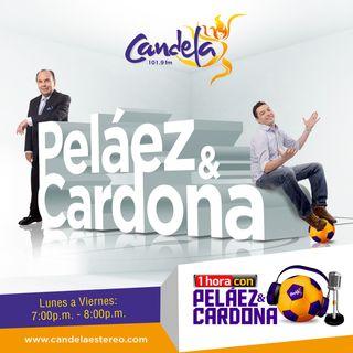 Peláez y Cardona 10-10-2016