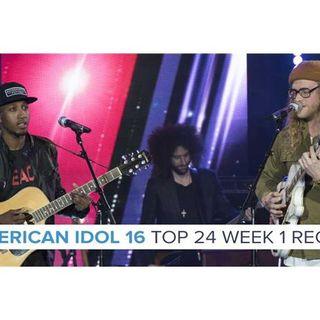 American Idol 16 | Top 24 Week 1 Recap