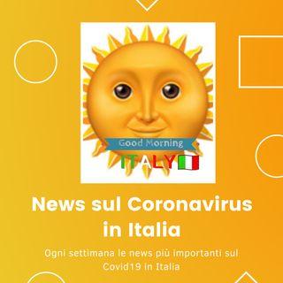 Episodio 2 - News sul Coronavirus in Italia