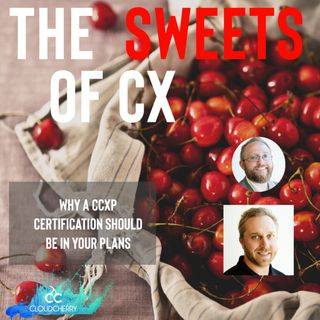 Episode 18: Why a CCXP Certification should be in your 2020 plans