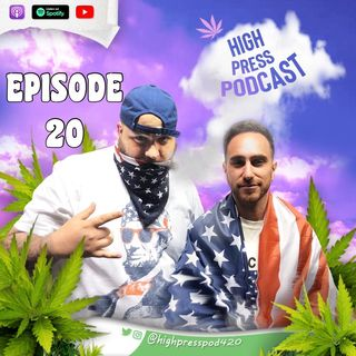 High Press Podcast - EP 20: Chelsea Cashed That Stimulus Check