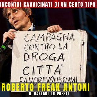 3) ROBERTO FREAK ANTONI e gli SKIANTOS