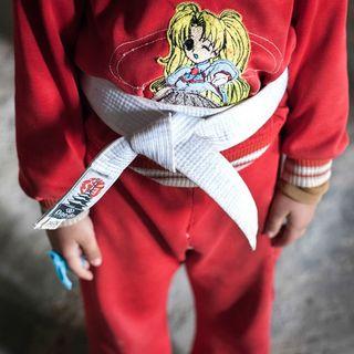 Zaatari, El taekwondo de la resistencia