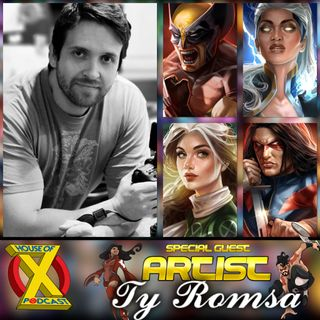 Episode 68 - Interview with Ty Romsa