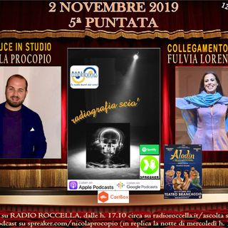 Radiografia Scio' - N.05 del 02-11-2019
