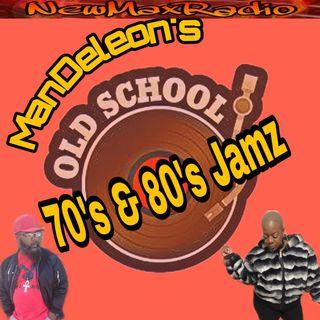 Friday Night Live with ManDeleon: 70's & 80's Jamz