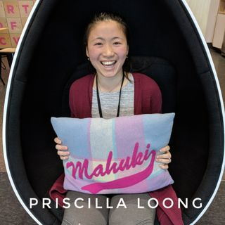 Priscilla Loong - Activating Mahuki & Dumpster Diving For Paper