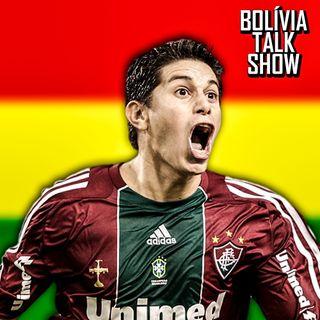 #32. Entrevista: Darío Conca  - Bolívia Talk Show