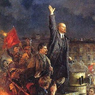 Lenin (3 de 3) Triunfa la Revolución