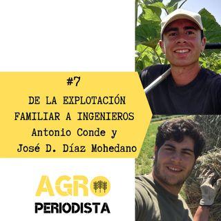 #7. De jóvenes agricultores a ingenieros agrícolas