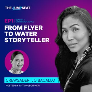 Jo Bacallo: From Flyer to Water Storyteller