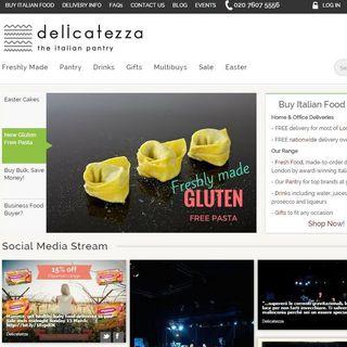 Delicatezza -The UK's Online Italian Deli - con Pablo Andrea Setola Marketing & Business Development Manager