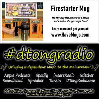 Top Indie Music Artists on #dtongradio - Powered by havemugs.com