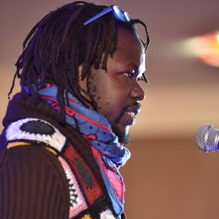 Lampedusa 3 Ottobre 2013 WAX BAAXUL Concerto di Mamadou Mbengas