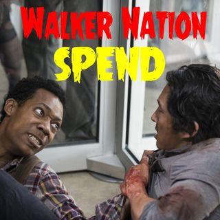 "Ep 53 ""Spend"" TWD Season 5 Part 1"