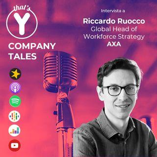 Company Tales con Riccardo Ruocco - AXA