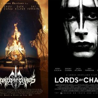 TV Party Tonight - Lords of Chaos (film 2018)