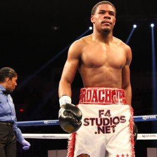 Zutes Boxing Talk:Boxers Lamont Roach Jr. and Ray Burroughs are guests