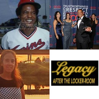 Legacy After the Locker Room Podcast:  Former MLB Pitcher, Darrell Jackson