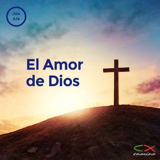 Oración 12 de marzo (El Amor de Dios)