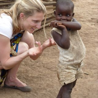 Doing the Lord's Work in Africa--Vanessa Kerry and Seed Global Health