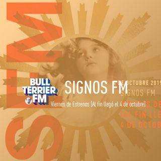 SignosFM #573 Viernes de Estrenos (Al fin llegó el 4 de octubre)