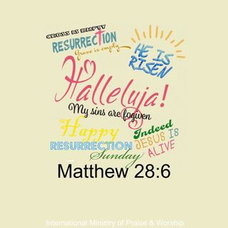 The Power and the True Message of The Resurrection.