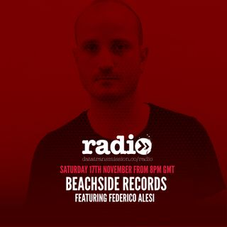 Beachside Records Radioshow Episode # 004 by Federico Alesi