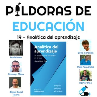 PDE19-Analítica del aprendizaje